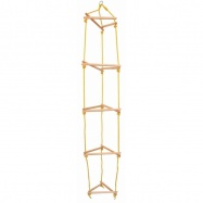 Sportovní hry Woody - Provazový žebřík - Věž