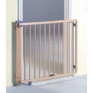 Zábrana do dverí otváracia prírodná 68 - 109cm