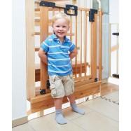 Barierka zabezpieczająca do drzwi Easylock Natur 75,5-83,5 cm
