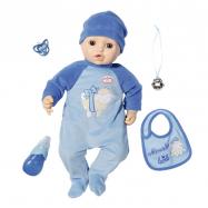 Baby Annabell - Lalka funkcyjna Chłopiec 43 cm 701898