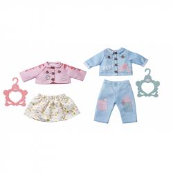 Baby Annabell Oblečení na holčičku a na chlapečka, 2 druhy, 43 cm