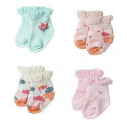 Baby Annabell® Ponožky, 2 druhy (2 sady), 43 cm