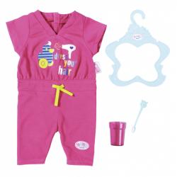BABY born ® Pyžamo s kefkou na zuby, 43cm