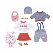 BABY born® Souprava oblečení Deluxe 826928 , 43 cm