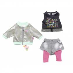 BABY born® Oblečení do města 827154 , 43 cm