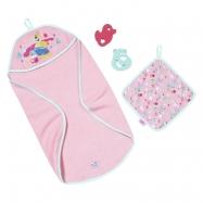 BABY born® Sada s ručníkem 827444