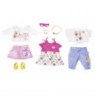 BABY born ® Súprava oblečenia na leto, 43 cm