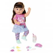 Staršia sestrička Baby Born Soft Touch brunetka 43 cm