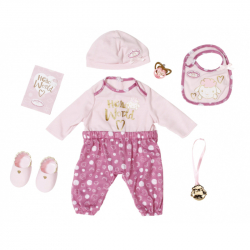 Souprava pro miminko Deluxe Baby Annabell, 43 cm 701942