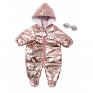 Zimná kombinéza Deluxe Baby Annabell, 43 cm