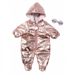 Zimní kombinéza Deluxe Baby Annabell, 43 cm
