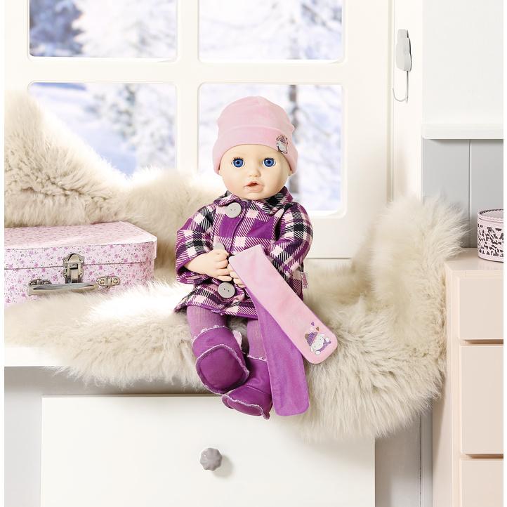Podzimní souprava Deluxe Baby Annabell, 43 cm