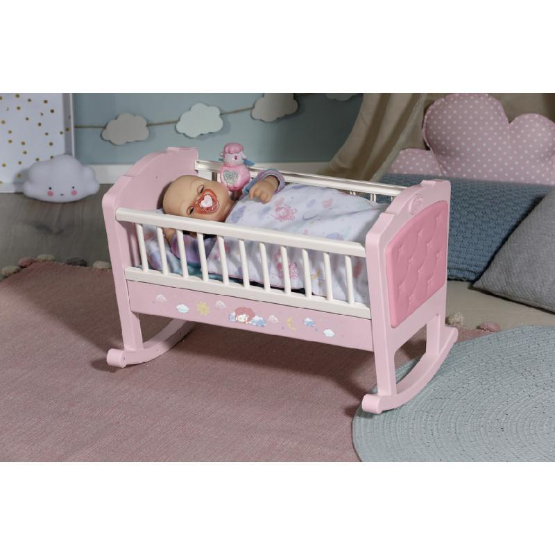 ZAPF Creation Sweet Dreams Crib, Doll furniture