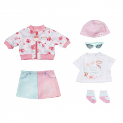 Baby Annabell Jarní soupr. Deluxe