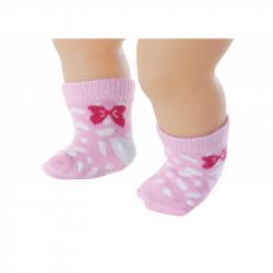 BABY born Ponožky (2 páry), 3 druhy, 43 cm