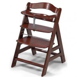 Rostoucí dětská židle Alpha walnut