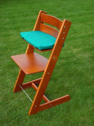 Dětská rostoucí židle JITRO KLASIK dub