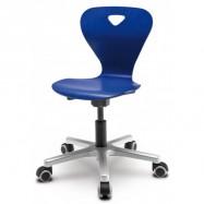 Rostoucí židle Moll Woody S blue