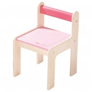 Dětská židlička Haba růžová 8477