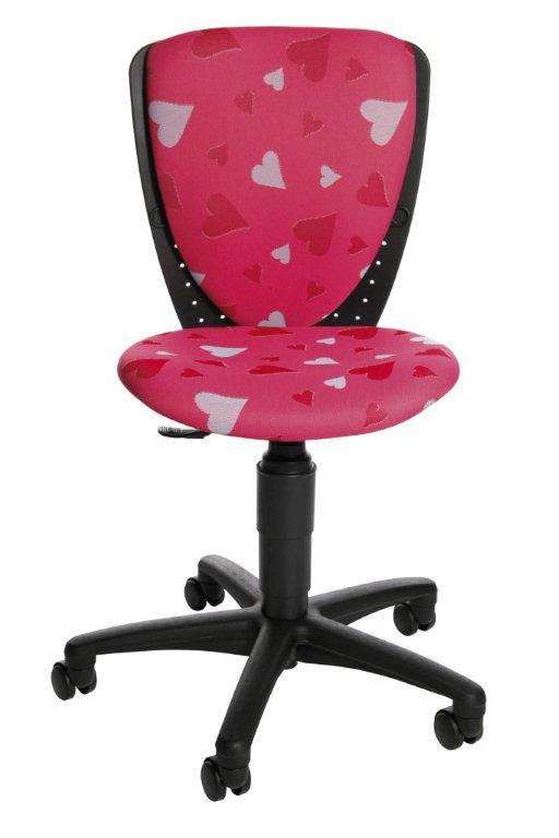 Rostoucí židle S' Cool 3 Srdíčka