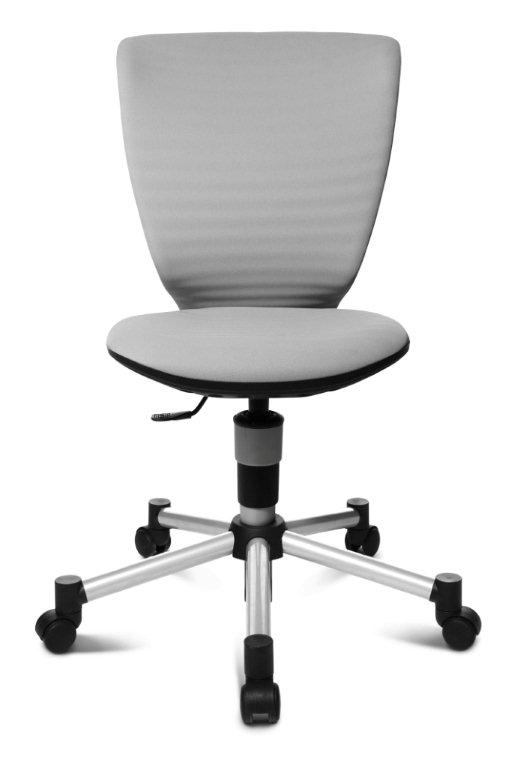 Rostoucí židle TITAN JUNIOR 3D šedá