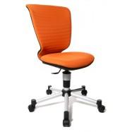 Rostoucí židle TITAN JUNIOR 3D oranžová