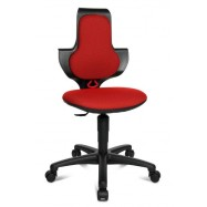 Rastúca stolička Ergo S 'Cool červená
