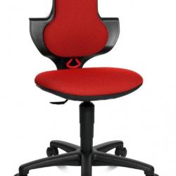 Rosnące krzesełko Ergo S' Cool czerwone