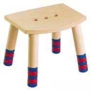 Výškovo nastaviteľná stolička Haba 2918