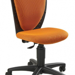 Rosnące krzesełko High S' Cool pomarańczowe