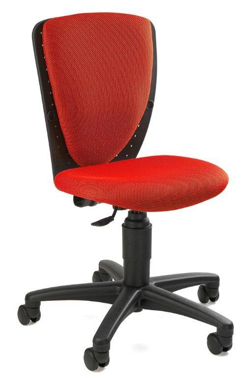 Rostoucí židle High S' Cool červená