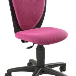 Rosnące krzesełko High S' Cool różowe
