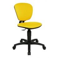 Rostoucí židle High Kid žlutá