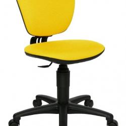 Rosnące krzesełko High Kid żółte