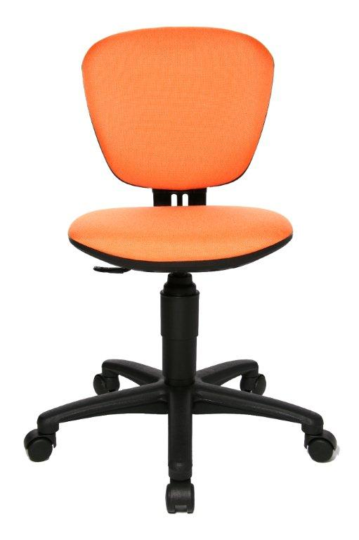 Rostoucí židle High Kid oranžová