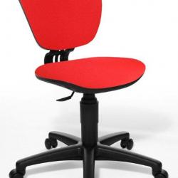 Rosnące krzesełko High Kid czerwone