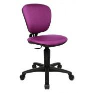 Rostoucí židle High Kid fialová