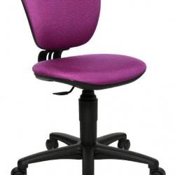 Rosnące krzesełko High Kid fioletowe