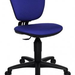 Rosnące krzesełko High Kid niebieskie