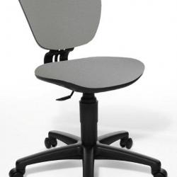 Rosnące krzesełko High Kid szare