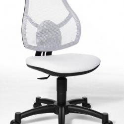 Rosnące krzesełko Open Art Junior białe