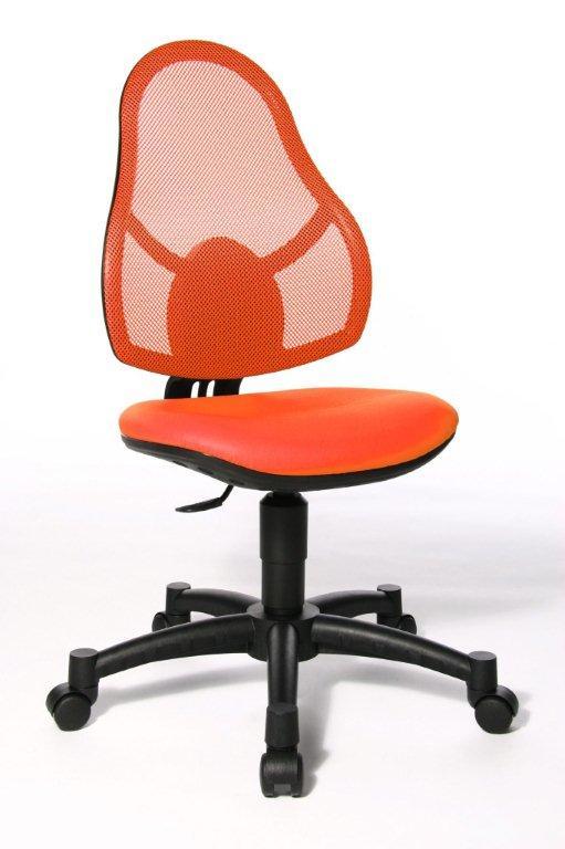 Rostoucí židle Open Art Junior oranžová