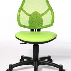 Rosnące krzesełko Open Art Junior zielone