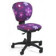 Rostoucí židle POWER ERGOKID Květinky
