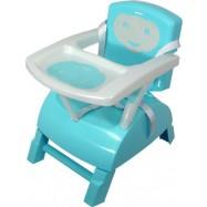 Jedálenská stolička Thermobaby Skladacia Svetlo modrá