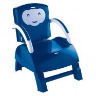 Jedálenská stolička Thermobaby Skladacia Modrá