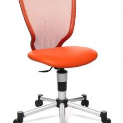 Rosnące krzesełko Titan Junior pomarańczowe