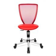 Rostoucí židle Titan Junior červená