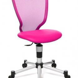 Rosnące krzesełko Titan Junior różowe