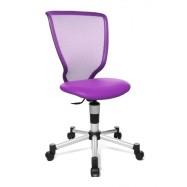 Rostoucí židle Titan Junior fialová